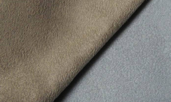 poly fabric coated by cotton